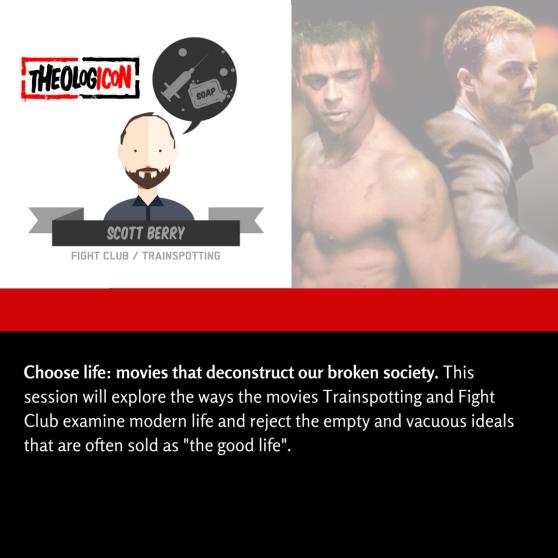 fight club - scott berry
