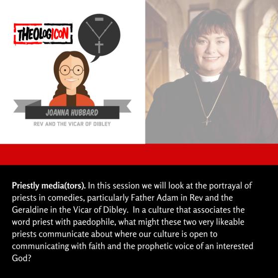 vicar of dibble - joanna hubbard