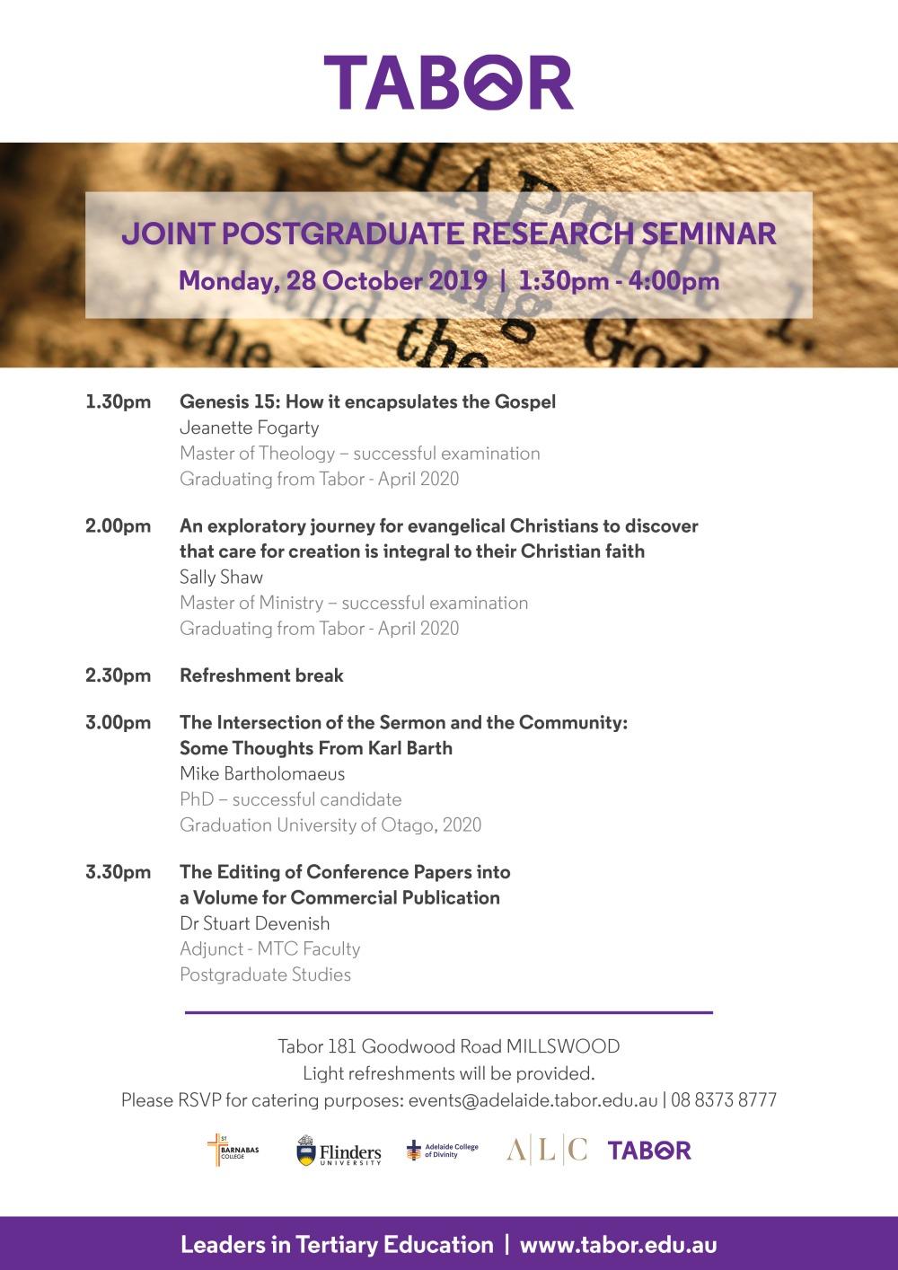 MTC_JointPG_Seminar_Oct19